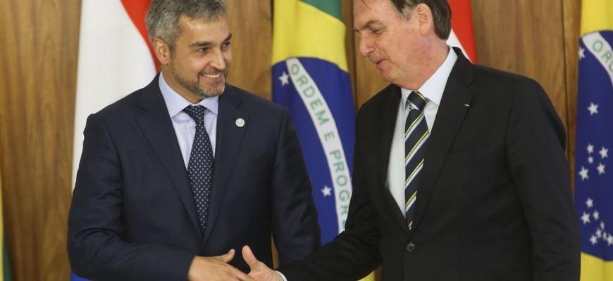Abdo: Brasil e Paraguai estão comprometidos com defesa da democracia