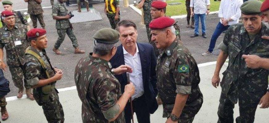 MPF recomenda às Forças Armadas no Rio abstenção de comemorações ao golpe militar de 1964