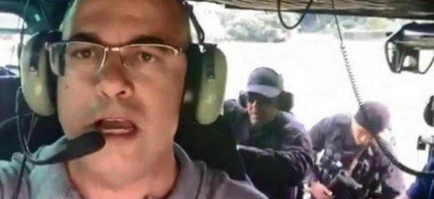 GOVERNADOR WITZEL PARTICIPA DE AÇÃO COM CORE EM ANGRA DOS REIS