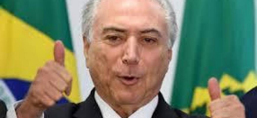 POR UNANIMIDADE, SEXTA TURMA DO STJ DECIDE SOLTAR O EX-PRESIDENTE TEMER
