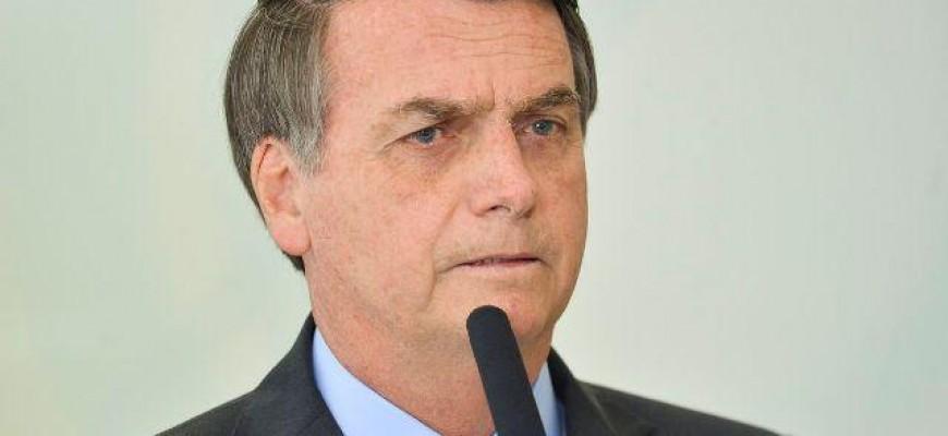BOLSONARO DIZ QUE ARGENTINA ESCOLHEU MAL AO ELEGER ALBERTO FERNÁNDEZ