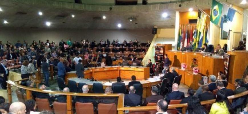 CÂMARA APROVA CRIAÇÃO DE CPI PARA APURAR SUSPEITAS SOBRE VEREADORES
