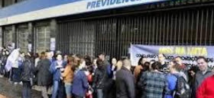 GOVERNO PRETENDE LANÇAR ATE DIA 20 DITAL DE CONTRATAÇÃO TEMPORARIA DE SERVIDORES PARA REDUZIR FILA DO INSS