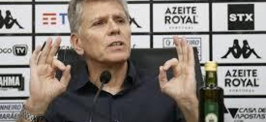 POS JOGO, ENTREVISTA COLETIVA DE PAULO AUTUORI DEPOIS DE DERROTA PARA O FLAMENGO