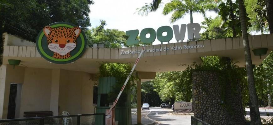 Zoológico de Volta Redonda é reaberto para visitas