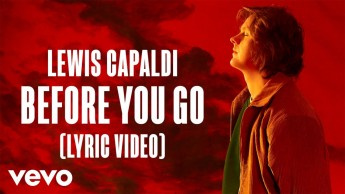 Lewis Capaldi-Before  you go