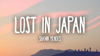 Shaw Mendes-Lost in Japan