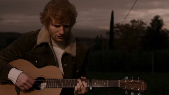 Ed Sheeran-Afterglow