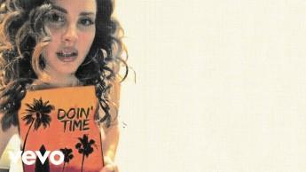 Lana Del Rey-Doin' time