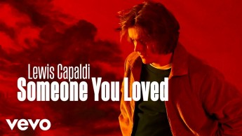 Lewis Capaldi-Someone you loved