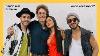 Nando Reis & Melim -Onde você mora