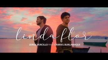 Jorge Vercillo-Gabriel Burlamamaqui-Linda Flor