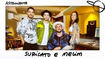 Suricato  & Melim -Astronauta