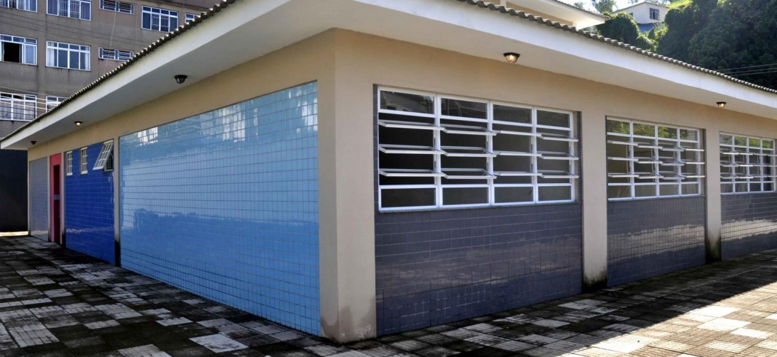 Prefeito Rodrigo Drable inaugura mais uma creche em Barra Mansa