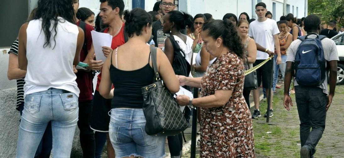 Processo seletivo para agentes de saúde tem mais de 500 candidatos no primeiro dia de inscrição