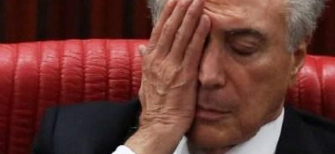 Habeas corpus de Temer na quarta-feira.