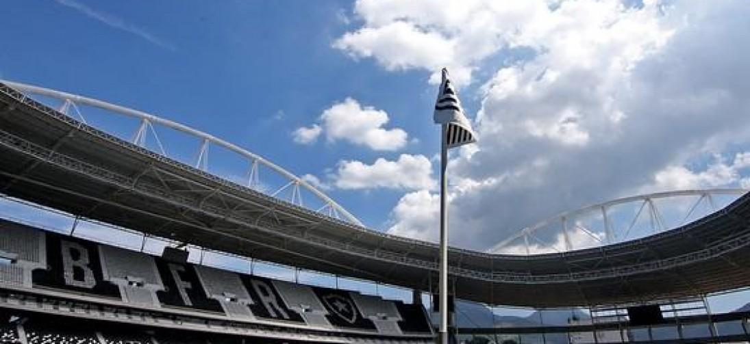Estádio Nilton Santos pode ser palco da final da Taça Rio caso Fluminense e Vasco avancem em seus confrontos