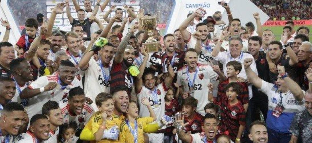 Flamengo é campeão carioca após nova vitória sobre o Vasco