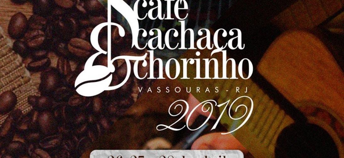 Mistura de Sucesso em Vassouras: Café Cachaça e Chorinho 2019