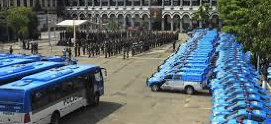 Alerj doará 30 carros à Polícia Civil nesta quinta-feira (11/04)