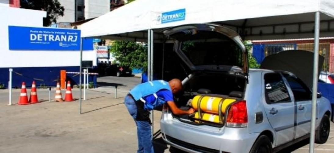 Vistorias do Detran/RJ na rua darão tempo a motoristas para resolver pendências no veículo