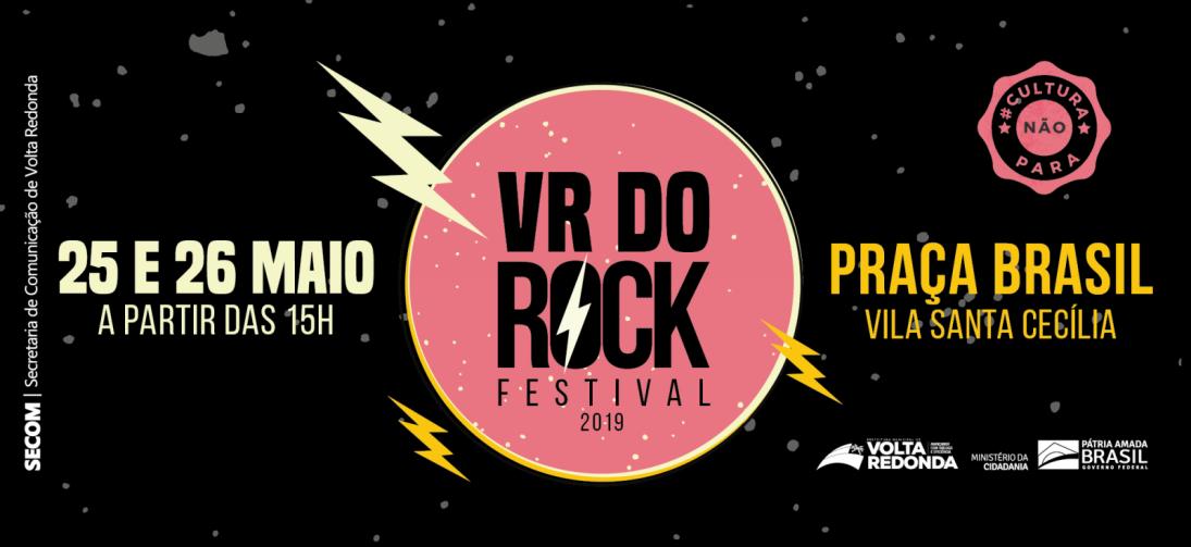 VR DO ROCK FESTIVAL ACONTECE NESSE FIM DE SEMANA