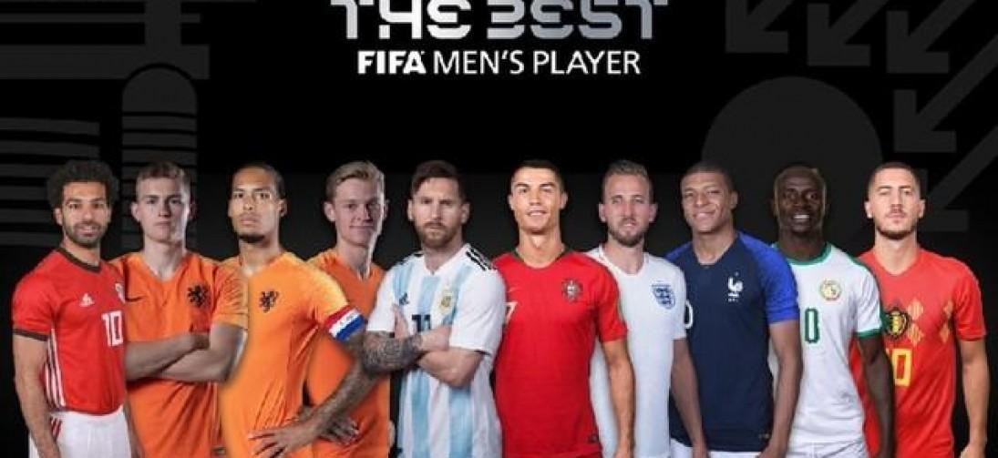 FIFA THE BEST 2019: NEYMAR FORA E TITE É ÚNICO BRASILEIRO NA LISTA DOS INDICADOS AO PRÊMIO DE MELHOR DO MUNDO