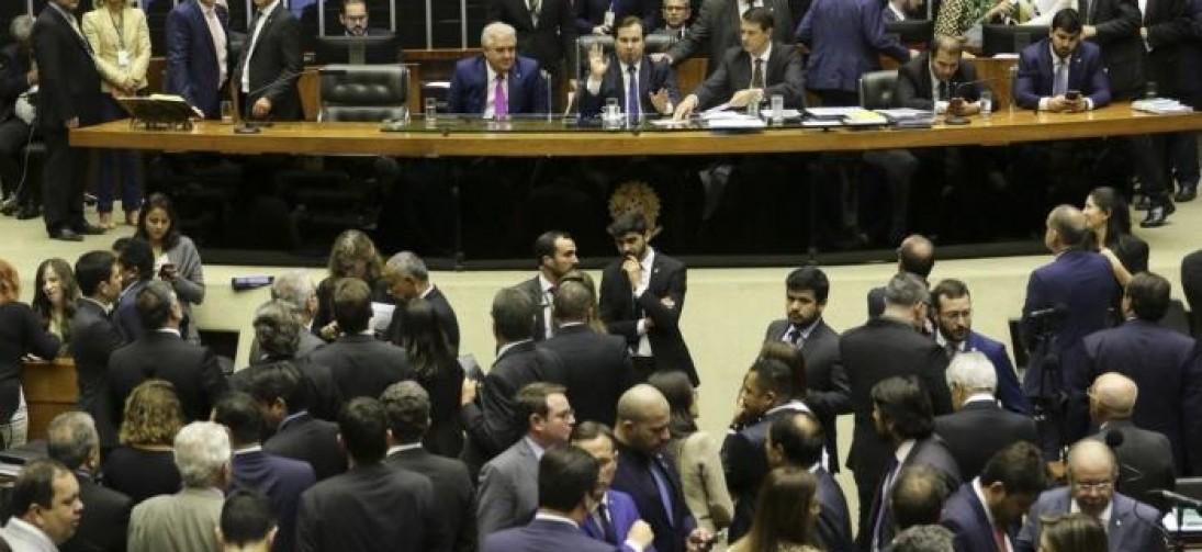 CÂMARA APROVA TEXTO-BASE DA REFORMA DA PREVIDÊNCIA EM 2º TURNO