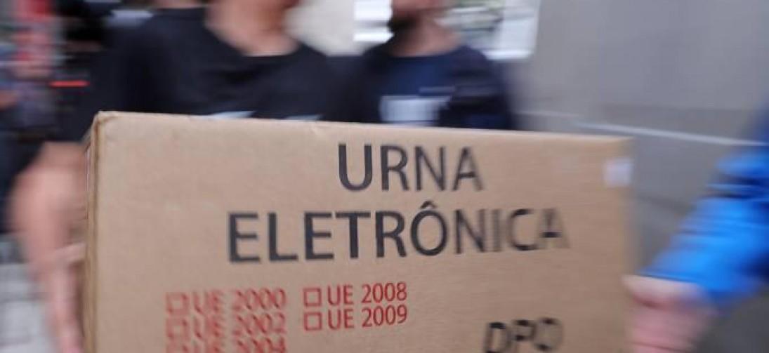 QUANTO VAI CUSTAR A SUBSTITUIÇÃO DE 180 MIL URNAS ELETRÔNICAS