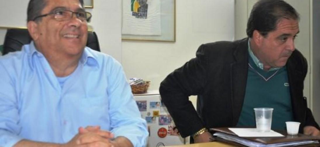 SECRETARIOS DO PREFEITO SAMUCA SILVA INICIAM ATIVIDADES NESTA SEGUNDA(9)