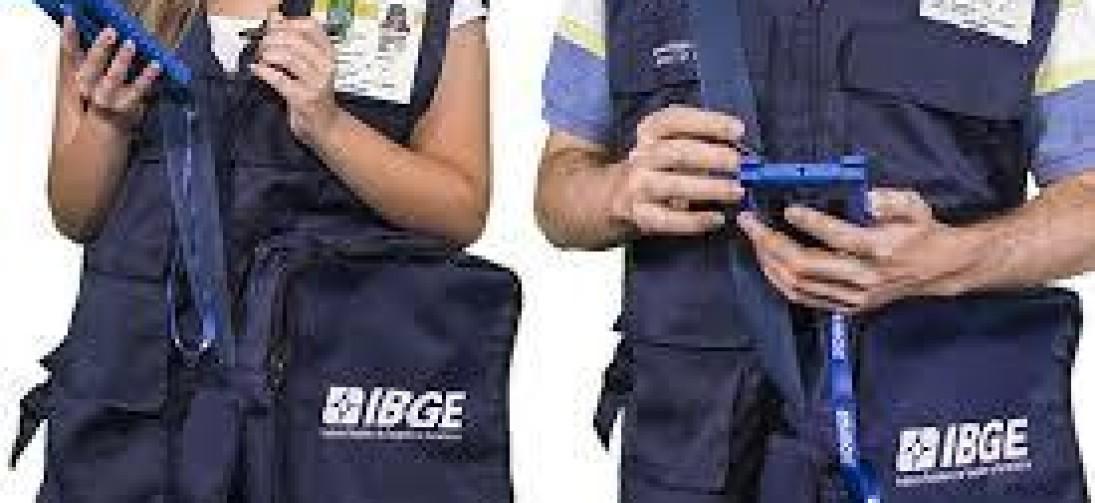 IBGE ABRE CONCURSOS PARA MAIS DE 208 MIL VAGAS PARA O CENSO 2020
